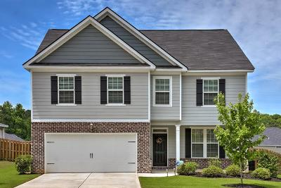 Grovetown Single Family Home For Sale: 1587 Baldwin Lakes Drive