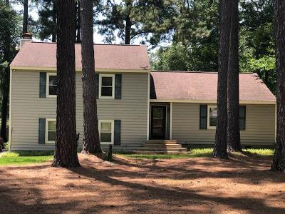 North Augusta Single Family Home For Sale: 105 Blackhaw Drive