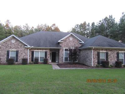 Hephzibah Single Family Home For Sale: 2974 Keysville Road