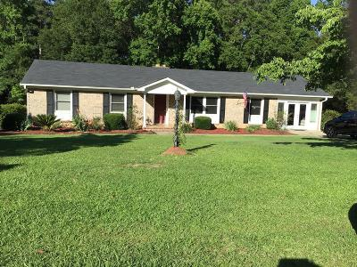 Edgefield County Single Family Home For Sale: 213 Highland Avenue
