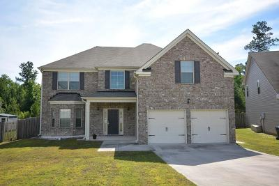 Augusta Single Family Home For Sale: 2117 Willhaven Drive