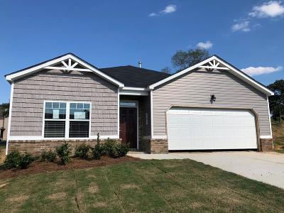 Hephzibah Single Family Home For Sale: 1573 Oglethorpe Drive