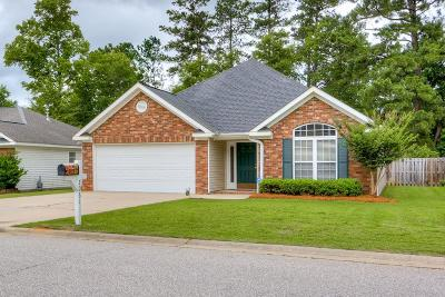 Grovetown Single Family Home For Sale: 2061 Sylvan Lake Drive