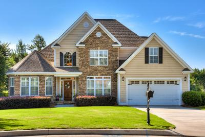 Evans Single Family Home For Sale: 331 Bellhaven Drive