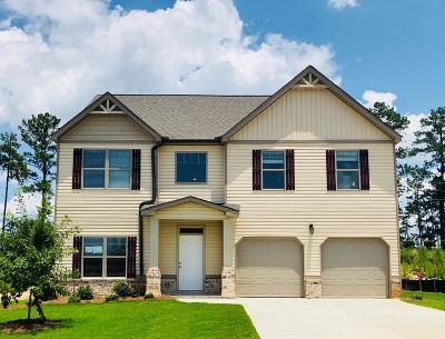 Grovetown Single Family Home For Sale: 1182 Fawn Forest Road