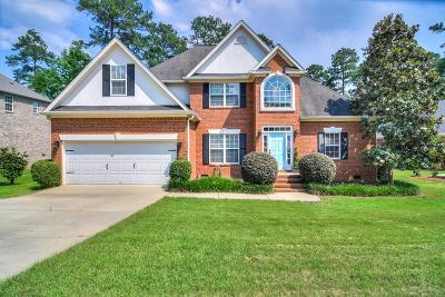 Evans Single Family Home For Sale: 503 Northlands Lane