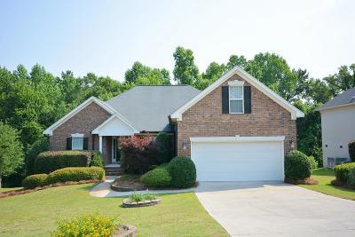 Evans Single Family Home For Sale: 841 Prairie Lane