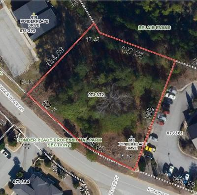 Evans Residential Lots & Land For Sale: 610 Ponder Place Drive