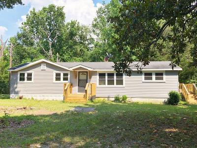 Thomson Single Family Home For Sale: 5834 Lincolnton Hwy