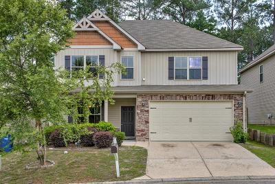 Martinez Single Family Home For Sale: 708 Muscadine Court