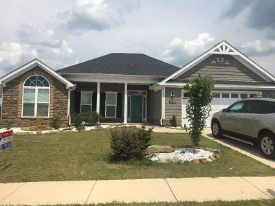 Augusta Single Family Home For Sale: 3038 Haynes Station Drive