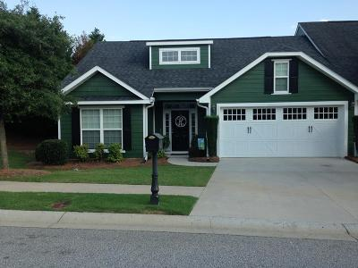 Evans Single Family Home For Sale: 211 Full Circle Drive