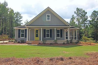 Hephzibah Single Family Home For Sale: 108 Dogwood Trail