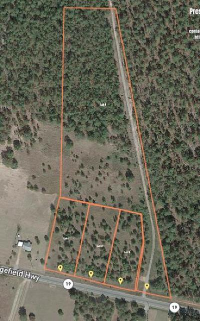 Aiken Residential Lots & Land For Sale: 3028 #4 Edgefield Hwy