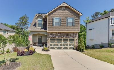 Grovetown Single Family Home For Sale: 852 Tyler Woods Drive