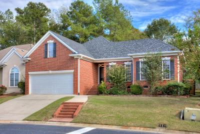 Single Family Home For Sale: 4205 Blue Heron Lane