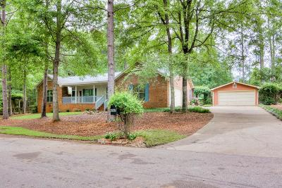 Evans Single Family Home For Sale: 4567 Silver Lake Drive