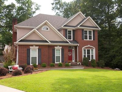 Evans Single Family Home For Sale: 782 Sparkleberry Road