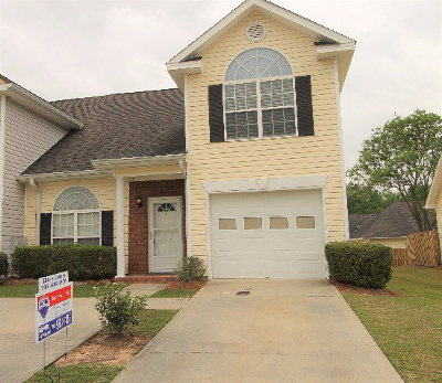 Evans Single Family Home For Sale: 224 Nicklaus Court