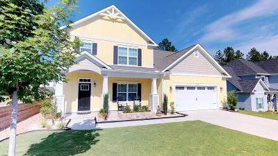 Evans Single Family Home For Sale: 1226 Cypress Trail