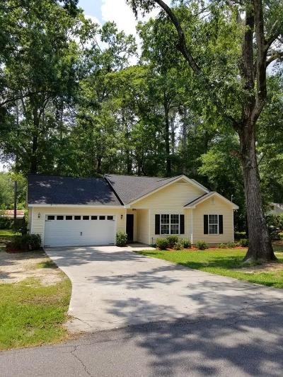 McDuffie County Single Family Home For Sale: 709 Pine Lane Drive
