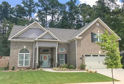 North Augusta Single Family Home For Sale: 247 Longstreet Crossing