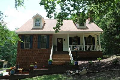 Edgefield County Single Family Home For Sale: 1502 Stevens Creek Drive