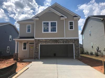 Evans Single Family Home For Sale: 988 Glenhaven Drive