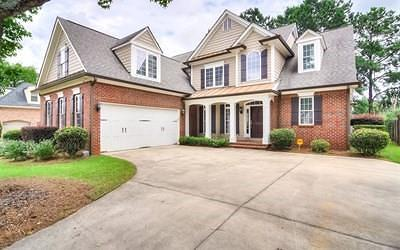 Evans Single Family Home For Sale: 1021 Emerald Place