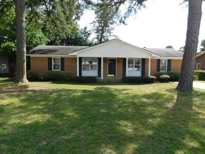 North Augusta Single Family Home For Sale: 310 Kirby Drive