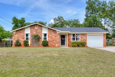 Martinez Single Family Home For Sale: 4134 Allison Road