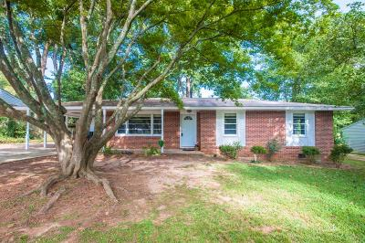 Augusta Single Family Home For Sale: 1203 Oakdale Road