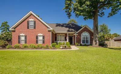 North Augusta Single Family Home For Sale: 185 Millwood Lane