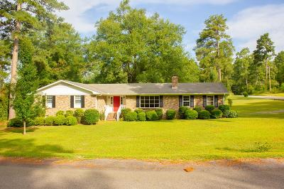 North Augusta Single Family Home For Sale: 247 Thompson Avenue