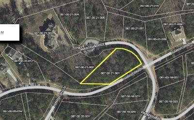 Residential Lots & Land For Sale: L 1 B 21 Martha Trace