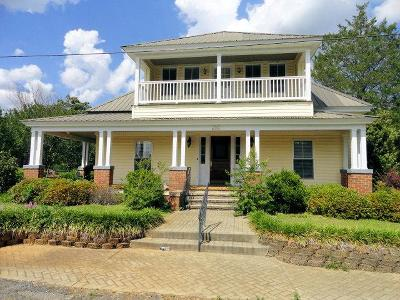McCormick SC Single Family Home For Sale: $239,900