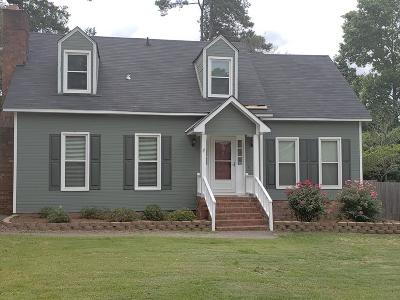 Augusta Single Family Home For Sale: 209 Leah Lane