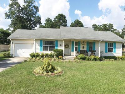 North Augusta Single Family Home For Sale: 25 Laurel Oaks Drive
