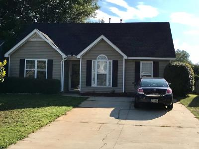 Grovetown Single Family Home For Sale: 650 Devon Road