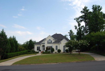 Evans Single Family Home For Sale: 4175 Barhams Ridge