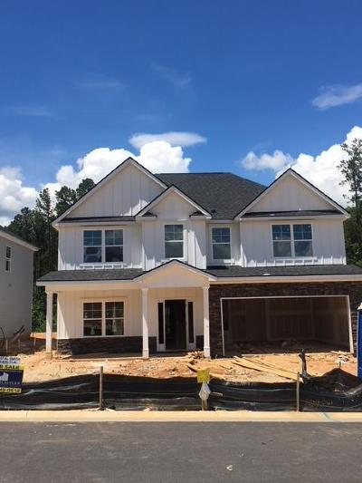 Evans Single Family Home For Sale: 1705 Stablebridge Way