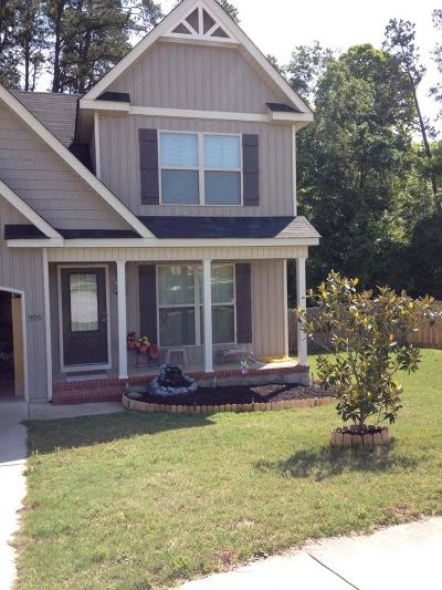 Grovetown GA Single Family Home For Sale: $135,000