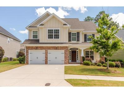 Evans Single Family Home For Sale: 1042 Kalmia Circle