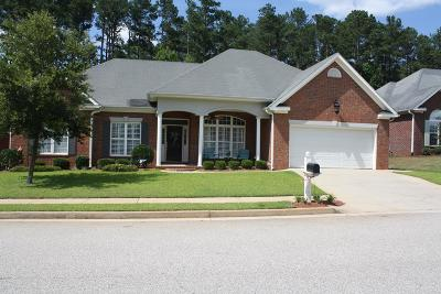 Evans Single Family Home For Sale: 4726 Park Ridge Court