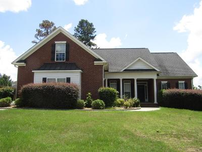 Grovetown GA Single Family Home For Sale: $240,000
