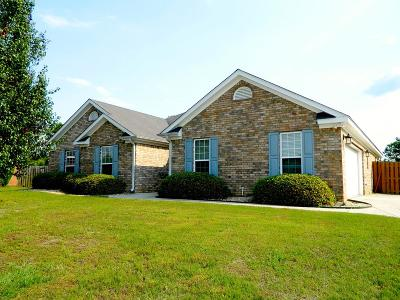 Augusta Single Family Home For Sale: 3230 Hampton Circle