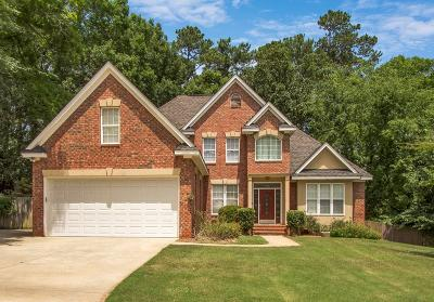 North Augusta Single Family Home For Sale: 877 River Bluff Drive