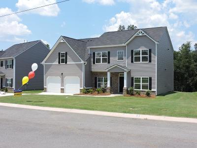 Augusta Single Family Home For Sale: 1596 Oglethorpe Drive