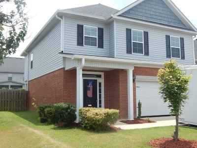 Grovetown Single Family Home For Sale: 1102 Grove Landing Lane