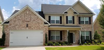 Grovetown Single Family Home For Sale: 613 Baldwin Place